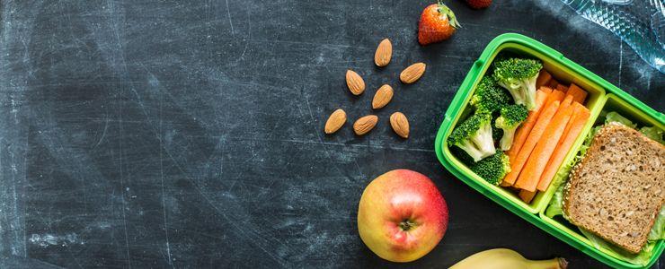 healthy meals in pre schools programme