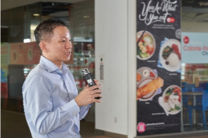 ITE sharing of healthier options